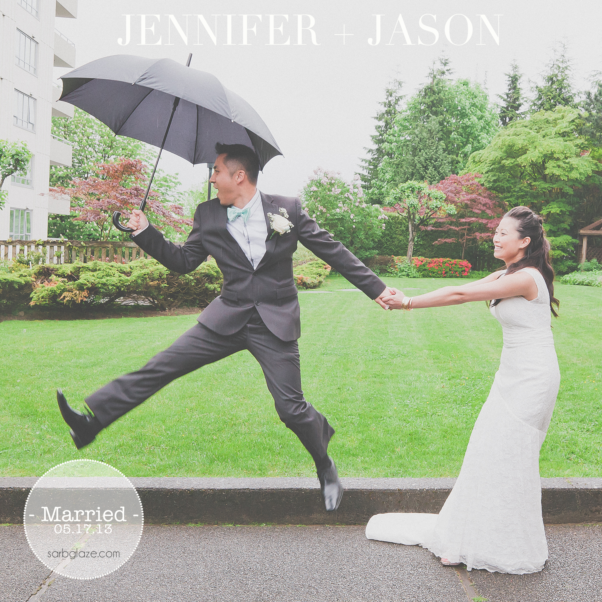 Jennifer + Jason | Vancouver Wedding Photography