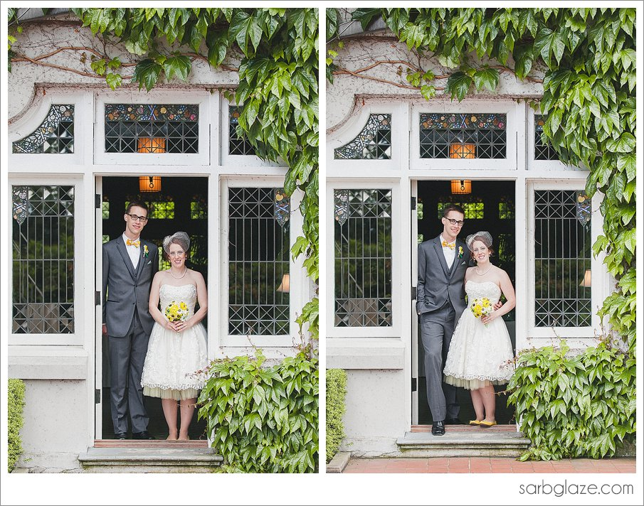 Travis + Krista | Hycroft Manor Wedding