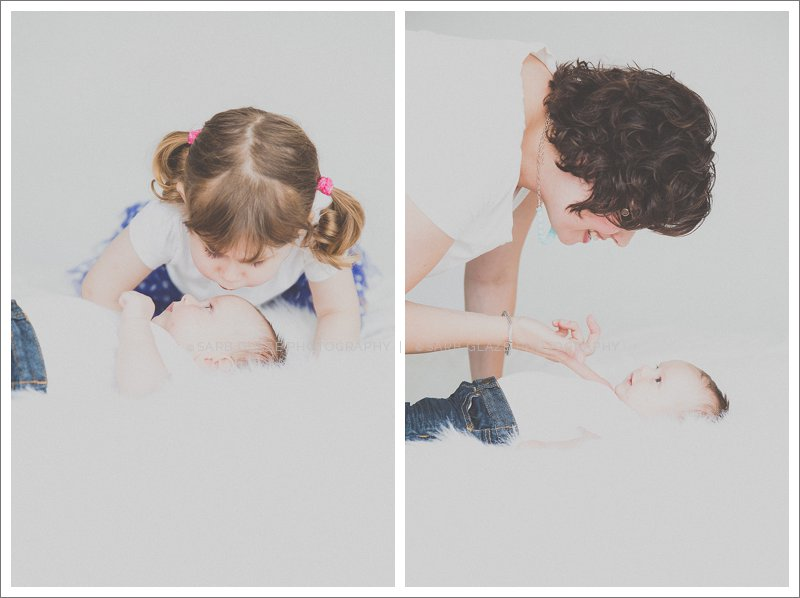 The Hickey Family | Vancouver Studio Family Photography