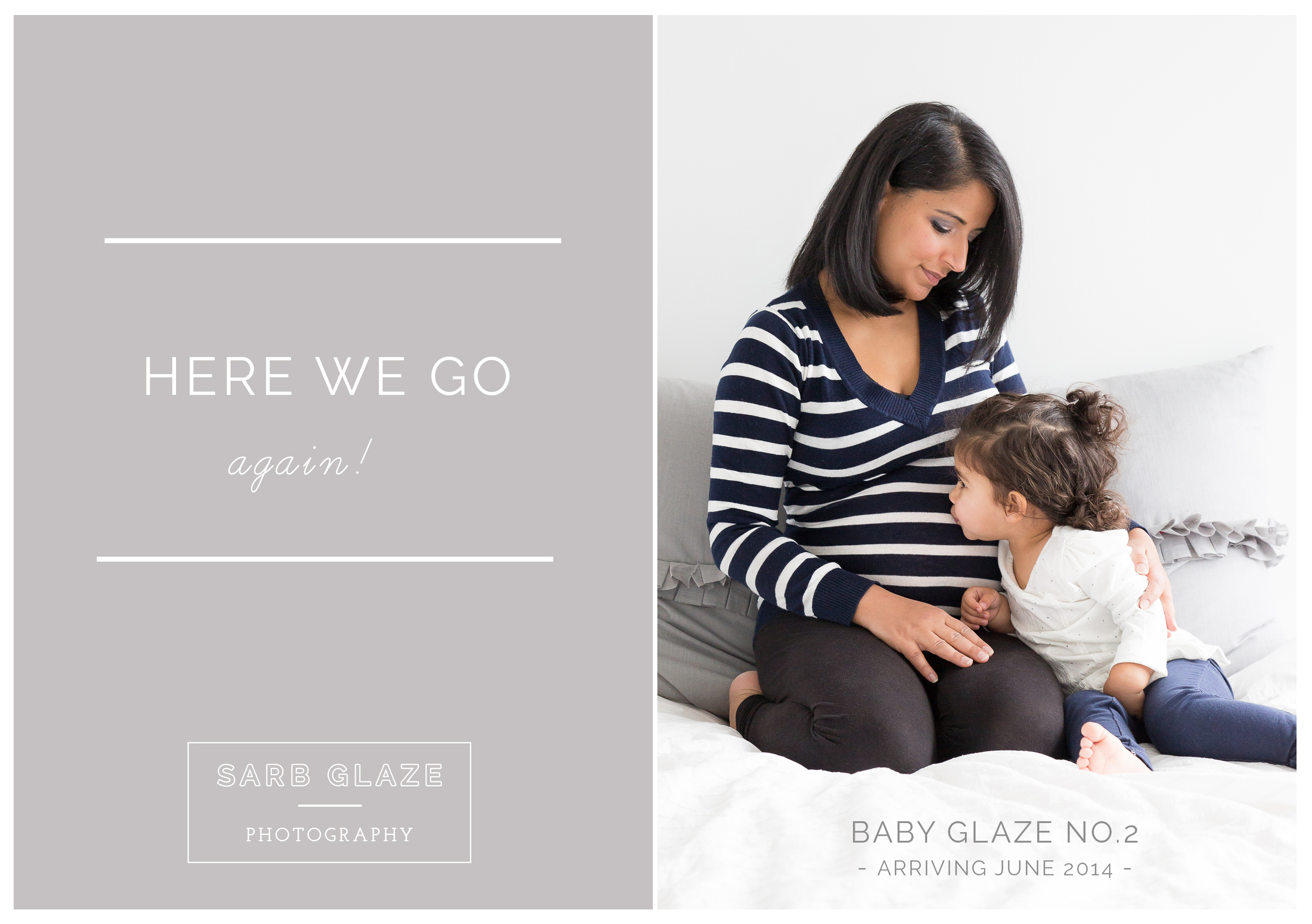 Special Announcement | Vancouver Maternity Photography