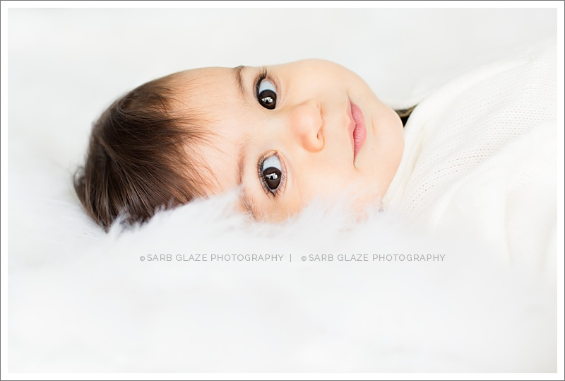 A Holiday Short Story Session with One Year Old Cole | Vancouver Children's Photography