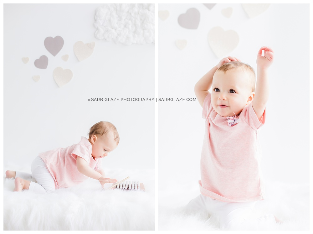 Little Ms. Emily | Vancouver Natural Light Studio – Baby – Photography