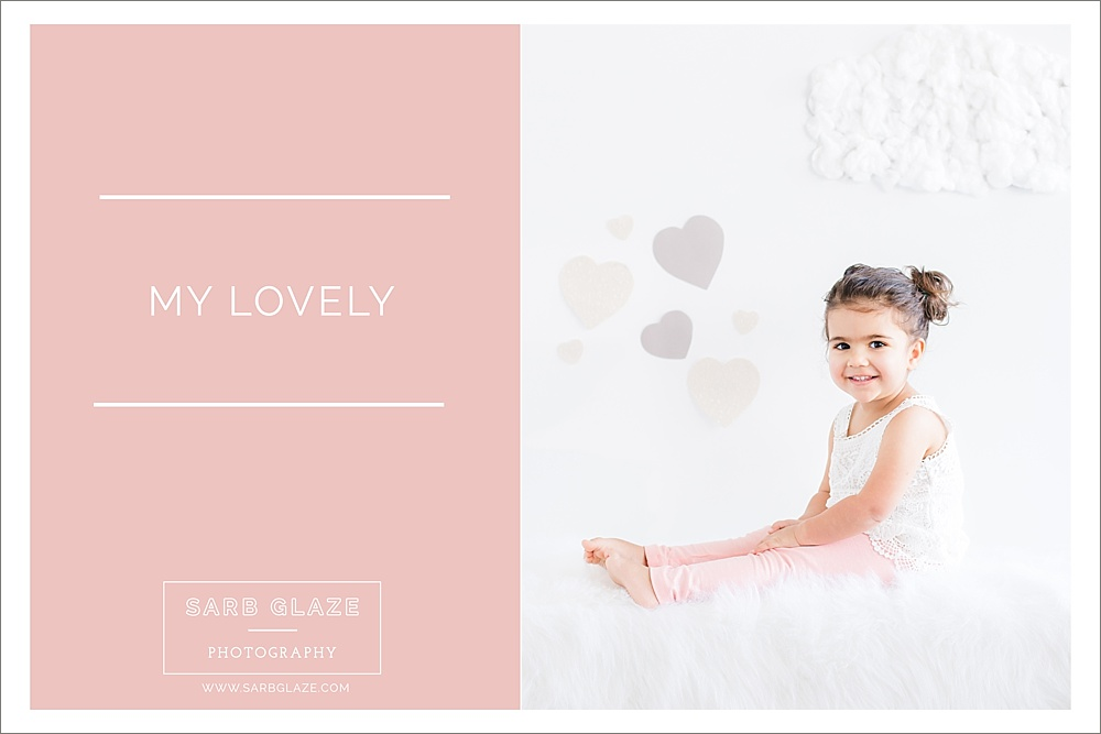 My Lovely | Little Ms. M | Vancouver Children's Photography