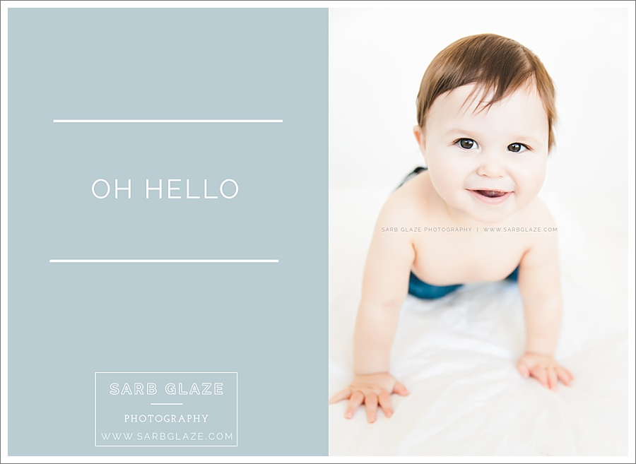 Sneak Peak at Mr. A | Vancouver Children's Photographer – Natural Light Studio
