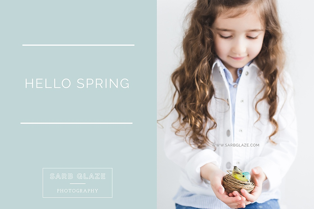 Vancouver Children's Studio Photography