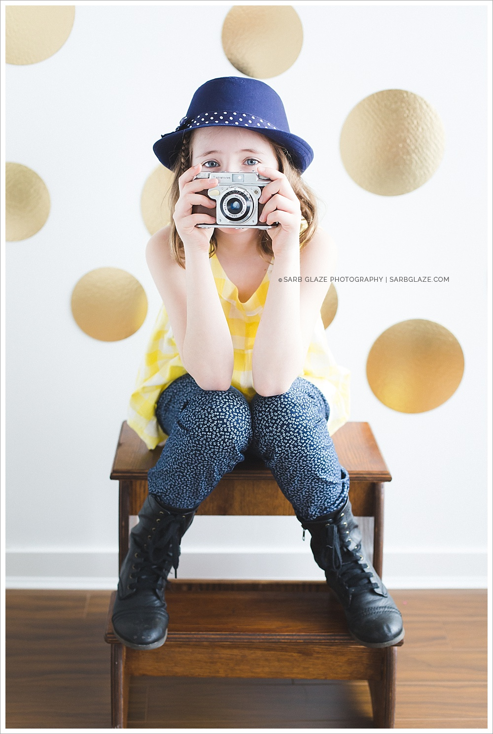 A Sneak Peak | Spring Short Story Session | Vancouver Children's Photographer