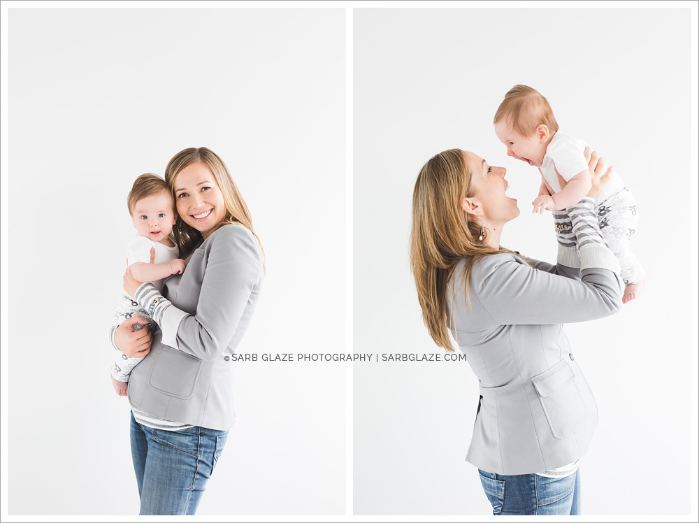 Family Session | Vancouver Natural Light Studio Photographer