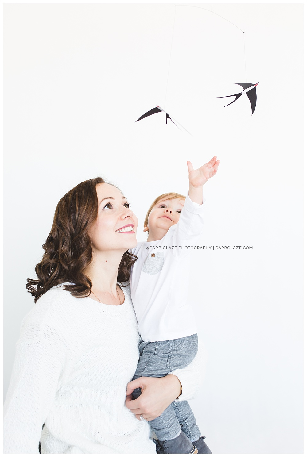 Holiday Short Story Session | Evan | Vancouver Children's Photography