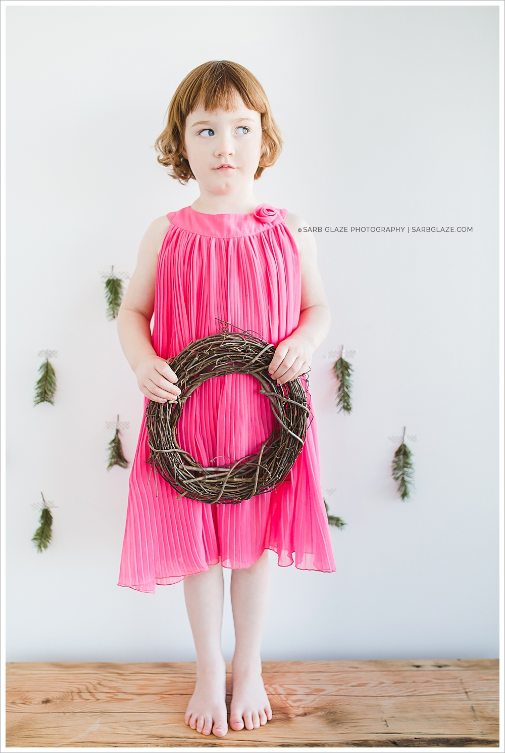 Holiday Short Story Session | Siblings | Vancouver Natural Light Children's Studio Photography