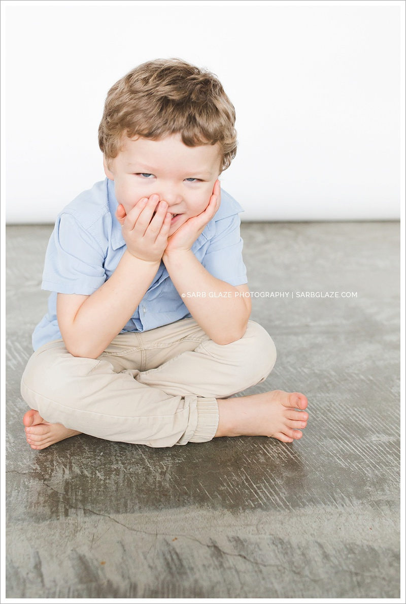 Alexander and Alyse | Vancouver Children's Photography Studio