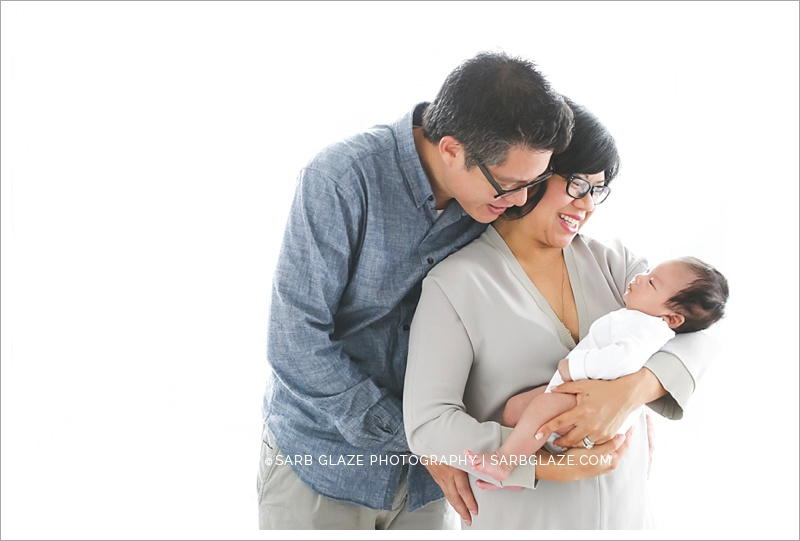 New Siblings | Vancouver Newborn + Family Portrait Photography