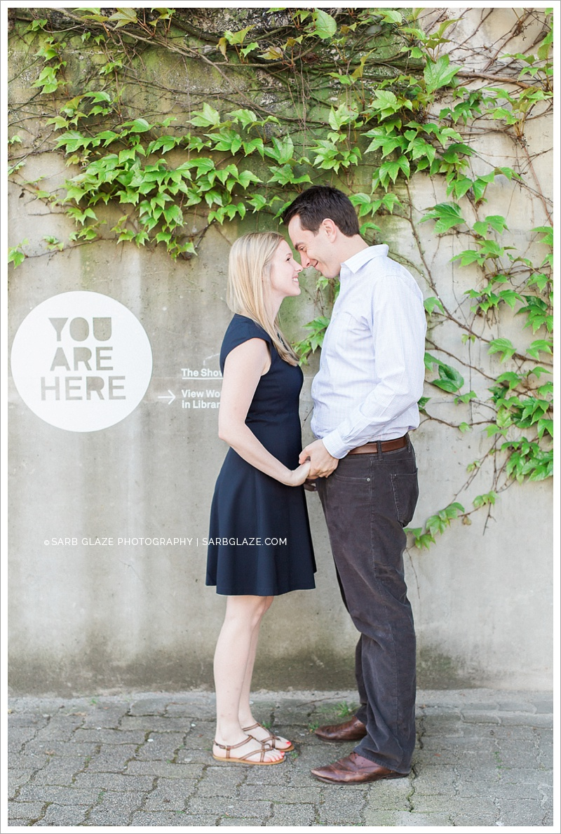 Engagement Session | Couples | Granville Island