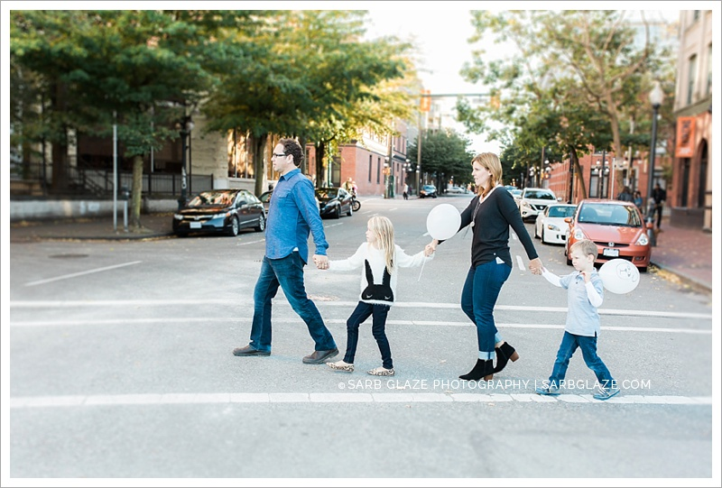 A Family Session in the City | Vancouver Family Photographer