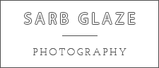 Sarb Glaze Photography logo